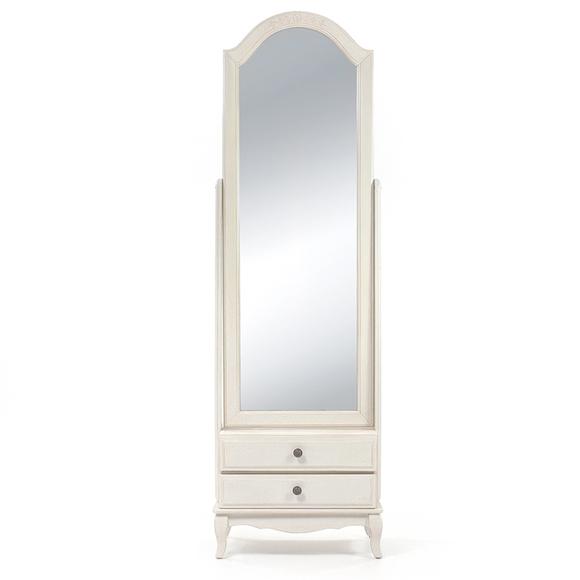 Напольное зеркало Leontina, бежевое
