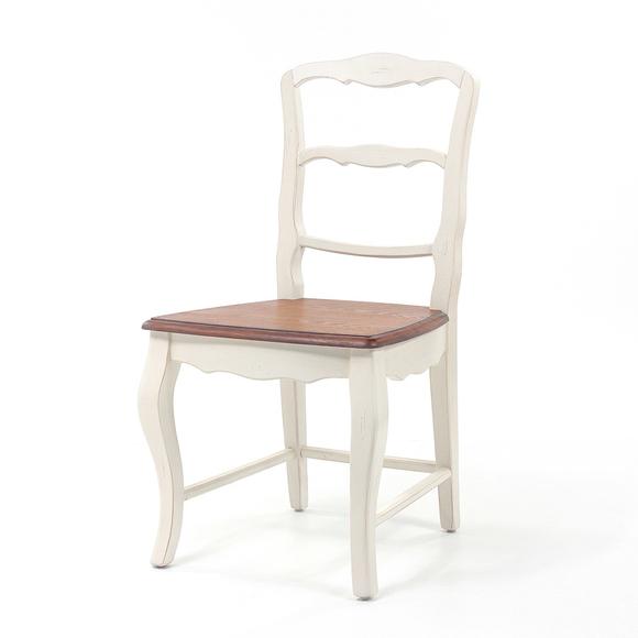 Стул Leontina с деревянным сиденьем ST9308