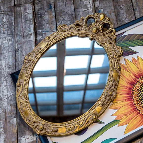 Настенное зеркало «Пальметто»