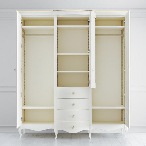 Шкаф с зеркалами Opera Rose