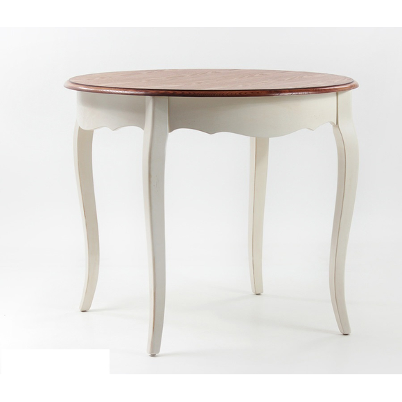 Круглый обеденный стол Leontina (малый) ST9352S