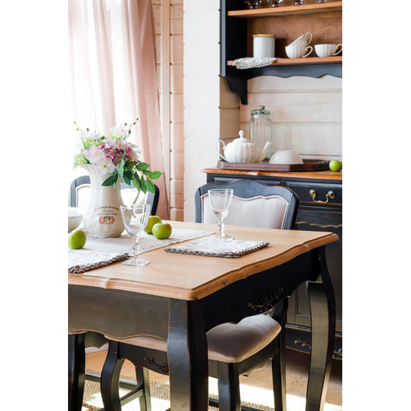 Обеденный стол Leontina малый (не раскладной) ST9137MN
