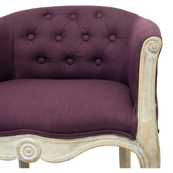 Кресло Kandy violet 5KS24558-V