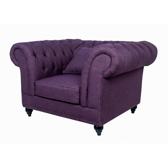Кресло Dasen purple DF-1816-P