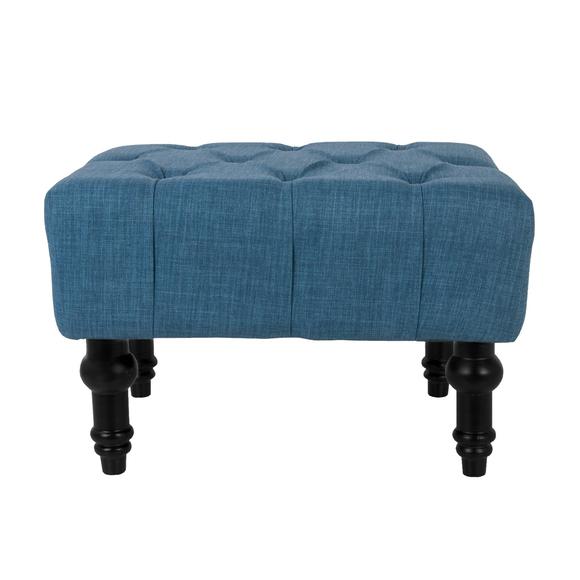 Пуф Viera blue DF-1838-B