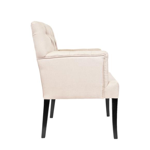 Кресло Zander white YF-1841-O