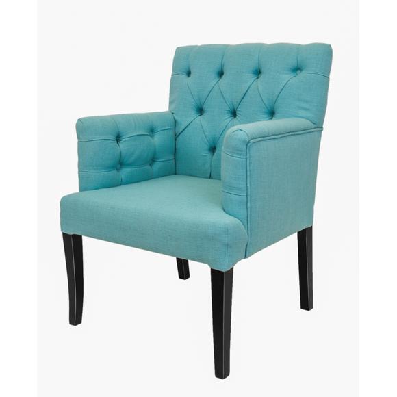 Кресло Zander blue YF-1841-T