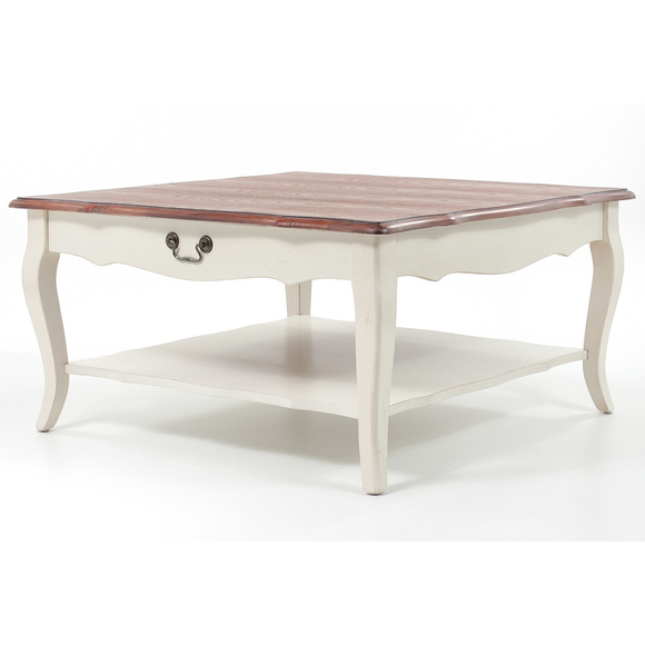 Низкий чайный столик (квадратный) ST9317