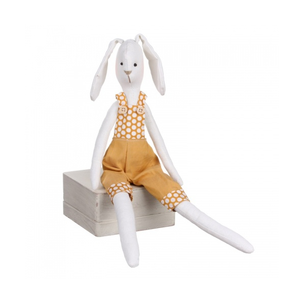 Заяц сидящий 8х5х42см LJ87-0026