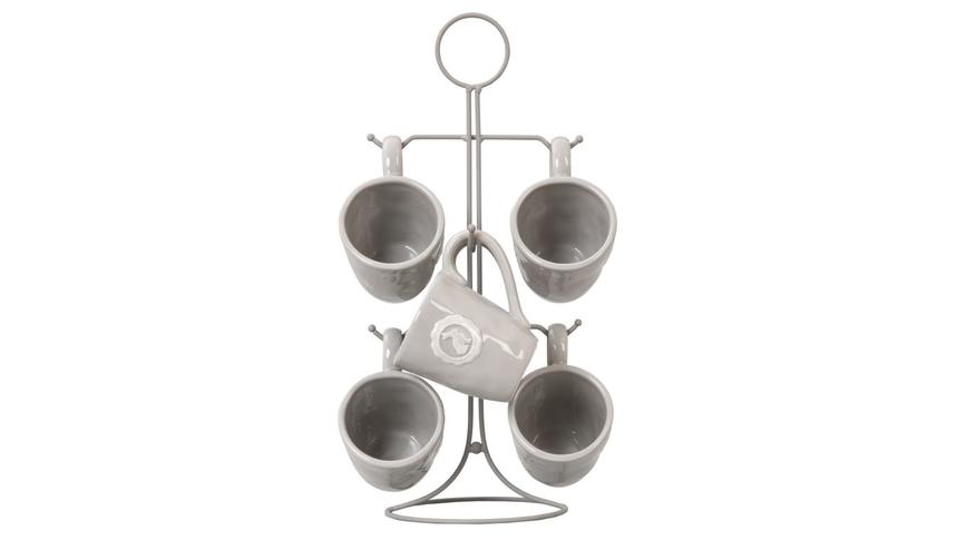Набор посуды (6) 22*22*40 cm 61997