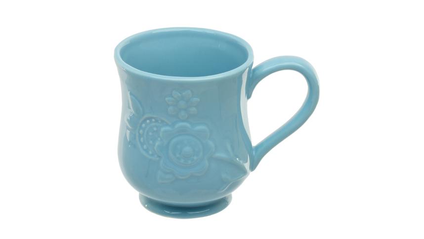 Чашка (отгружается по 4 шт.) 13*9*9 см