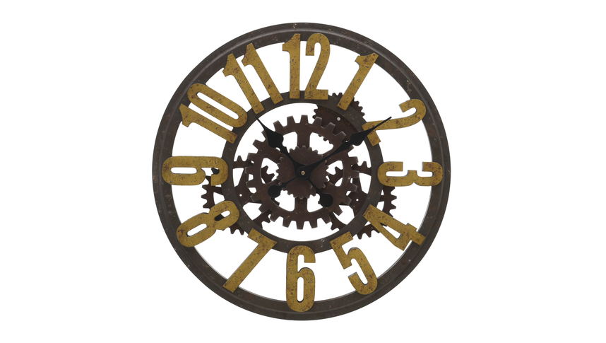 Часы круглые настенные 60см