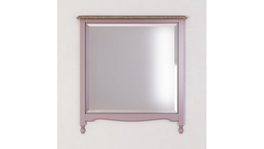 Зеркало прямоугольное Leblanc, лаванда
