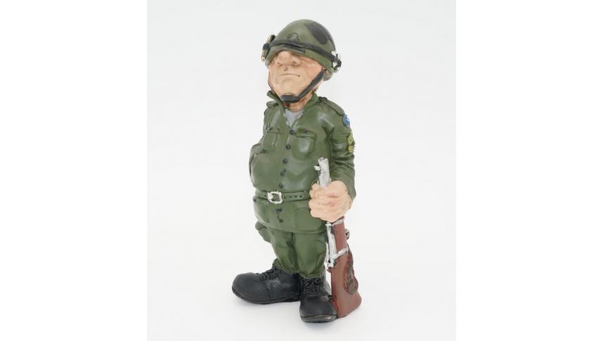 Статуэтка Военный 7х5х16 RM08-0011