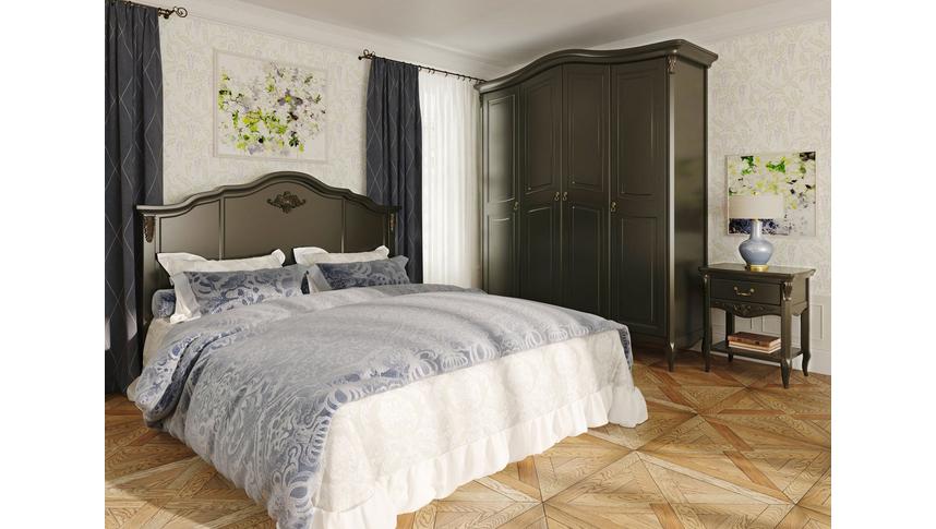 Кровать с мягким изголовьем 180*200 Nocturne