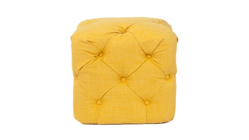 Пуф Amrit yellow YF-1890-M
