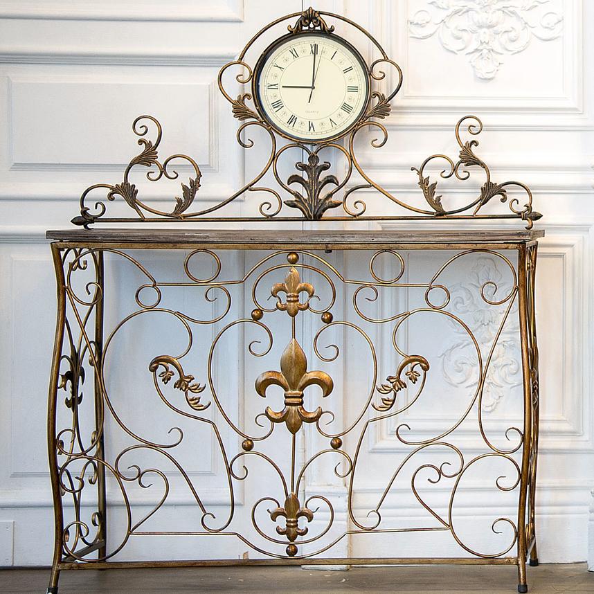 Настенные часы «Артуа» (королевская бронза) 8758