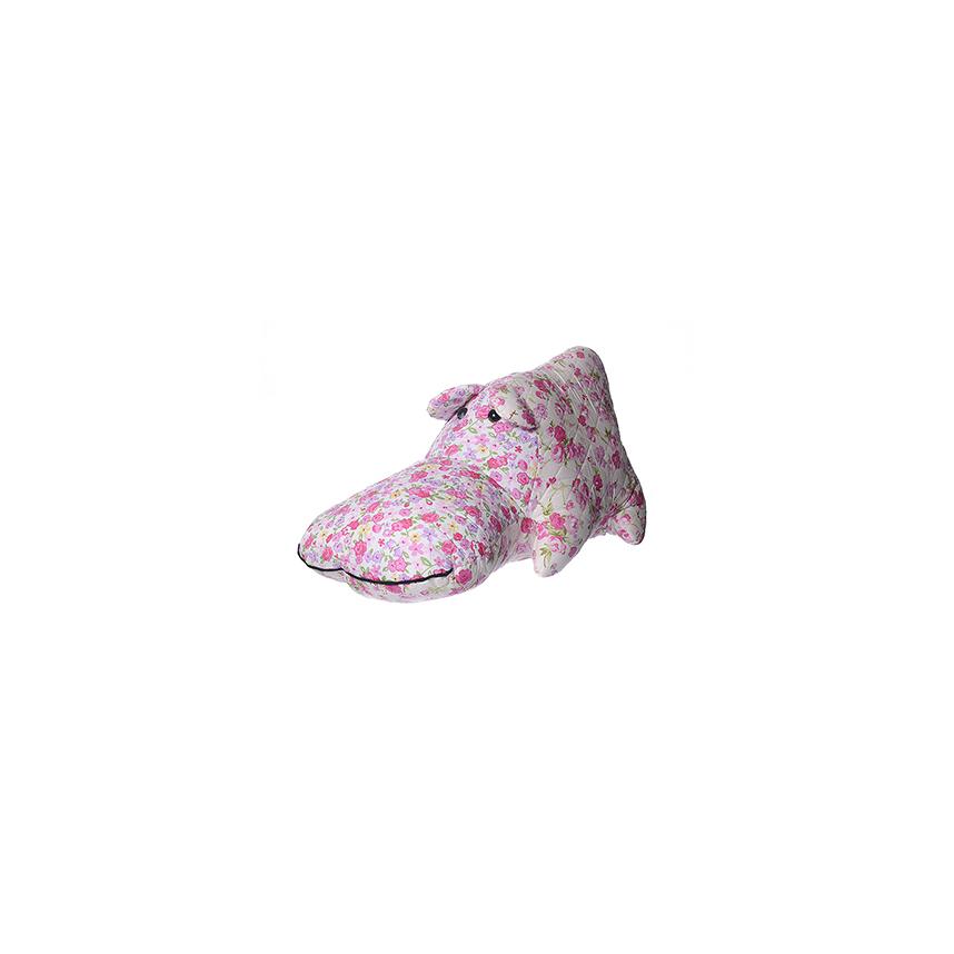Бегемотик - подушка 18х35 1498-7