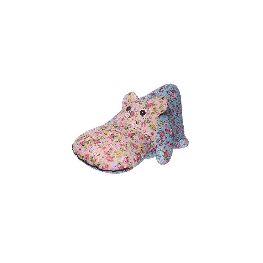 Бегемотик - подушка 25х50 1498-8