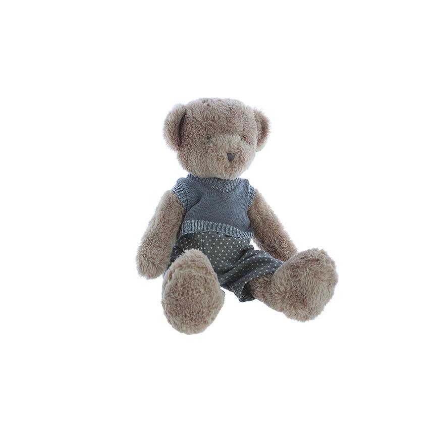 Мишка в штанишках 42 см. G13SW028