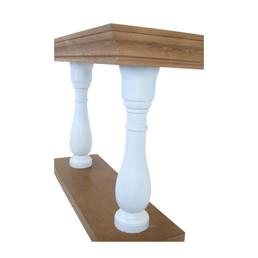Прямоугольный пристенный стол Torika MGXG-01