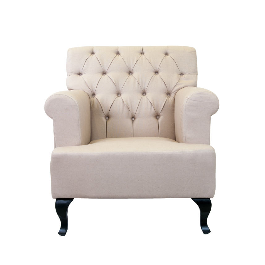 Кресло Kaniel beige YF-1897-O