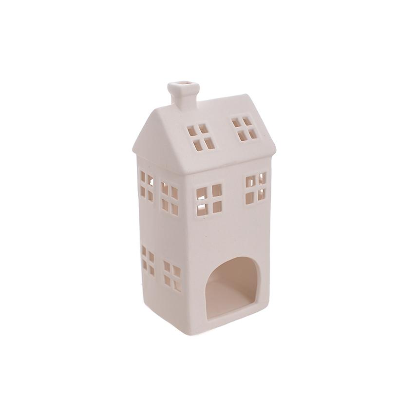 Керамический домик подсвечник 1113803