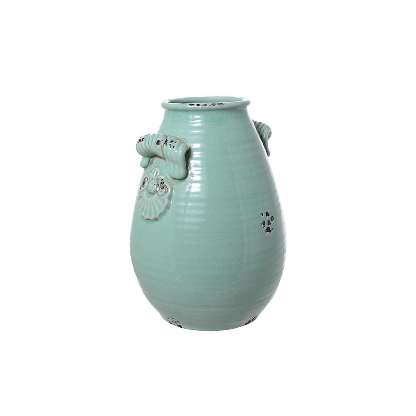 Ваза-сосуд керамическая P38464