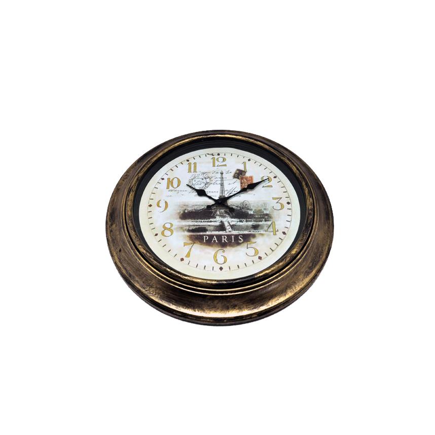 Часы настенные Черненое золото (40см) AP189
