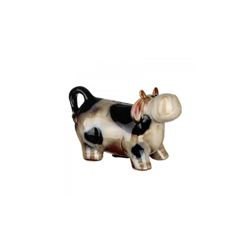 Фигурка керамическая корова 9х20х13 IU99-0045