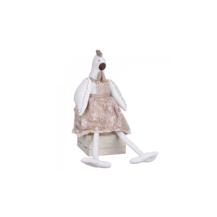 Курочка с длинными ногами 17х10х45 LJ87-0021