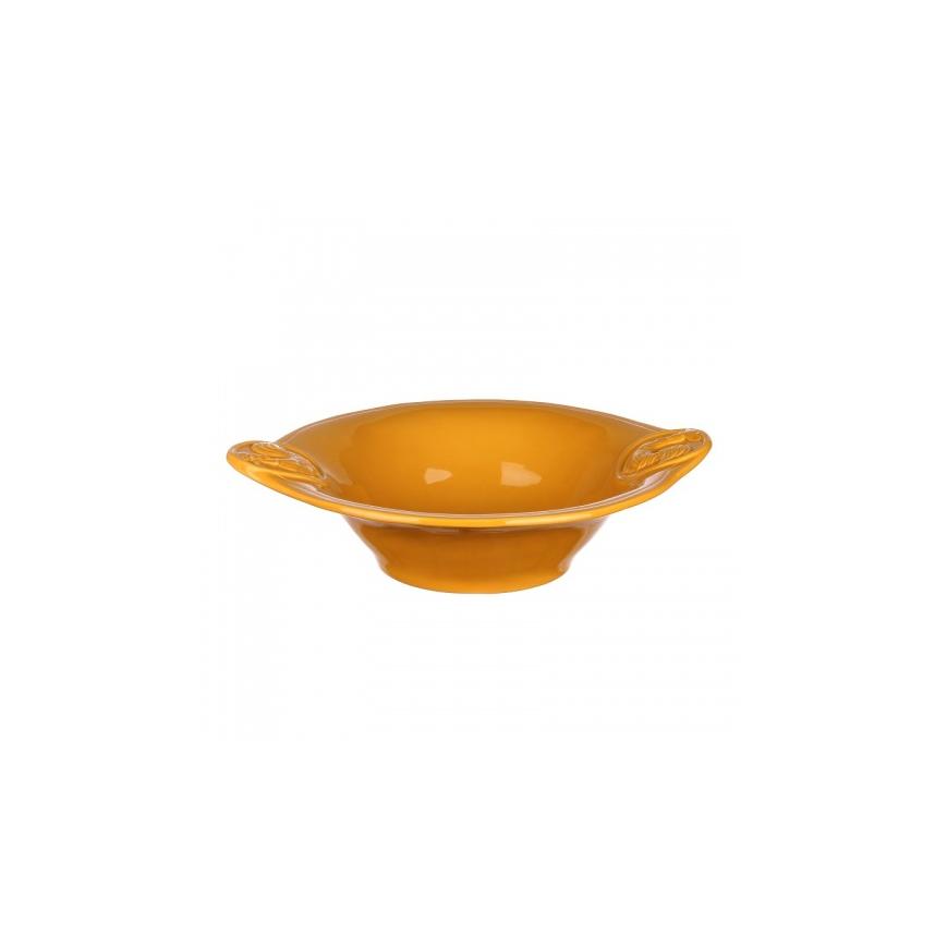 Тарелка 30,14х25,7х8 QJ99-0011