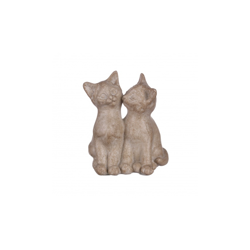 Статуэтка кошки 7х6х9 QJ99-0032
