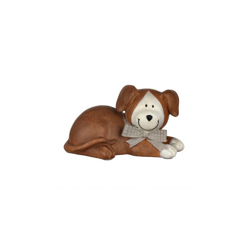 Статуэтка собака 18,5х10х10,5 QJ99-0050
