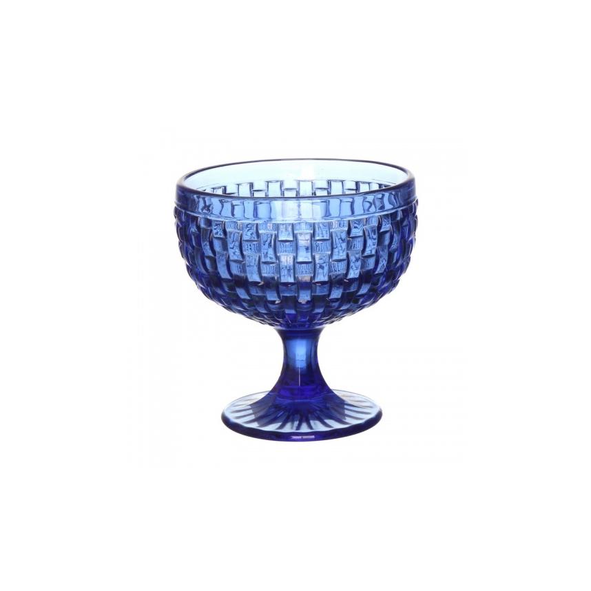 Набор креманок по 4 шт (плетение ) 49x25x41 (шт-11х11х11,5) SX02-0003-B