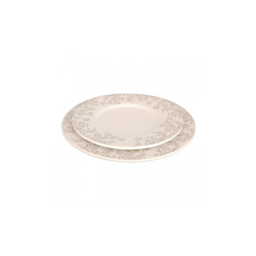 Тарелка S Лиана 21х21х2,2 MC08-0016